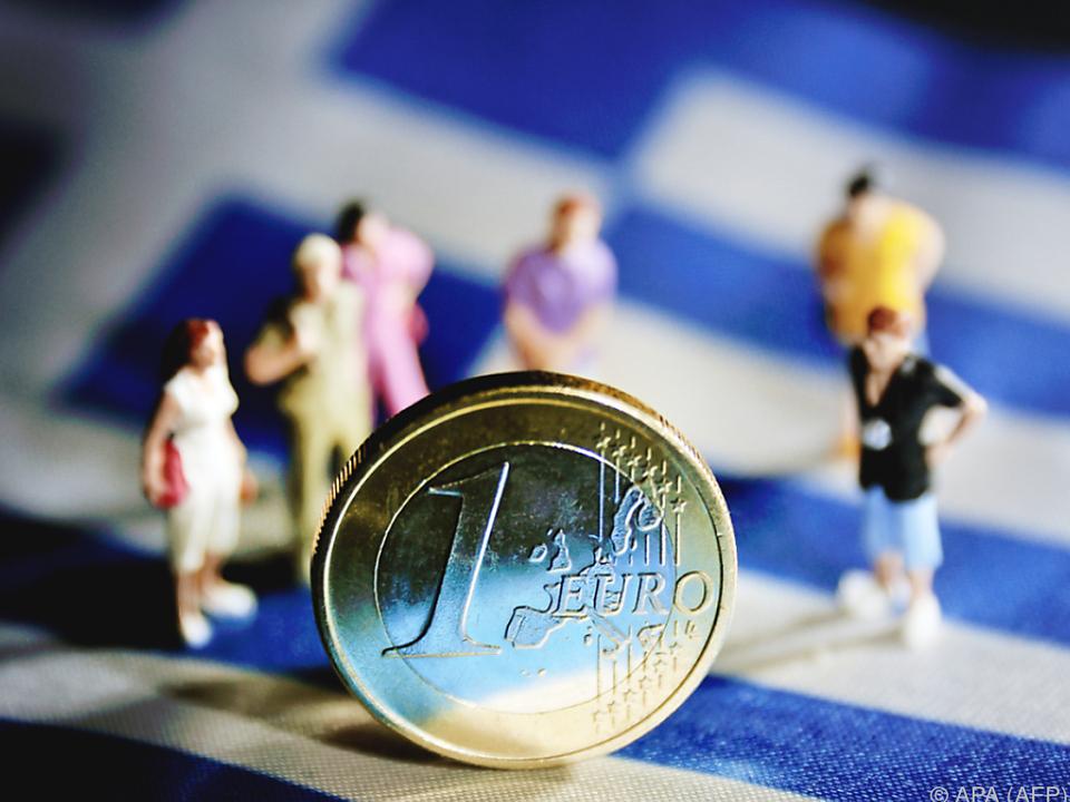 Mit griechischer Wirtschaft geht es wieder aufwärts