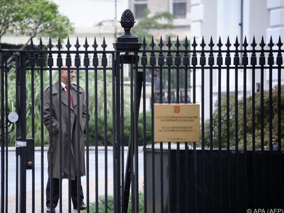 Mitarbeiter des US-Außenministeriums kontrollierten russische Vertretungen