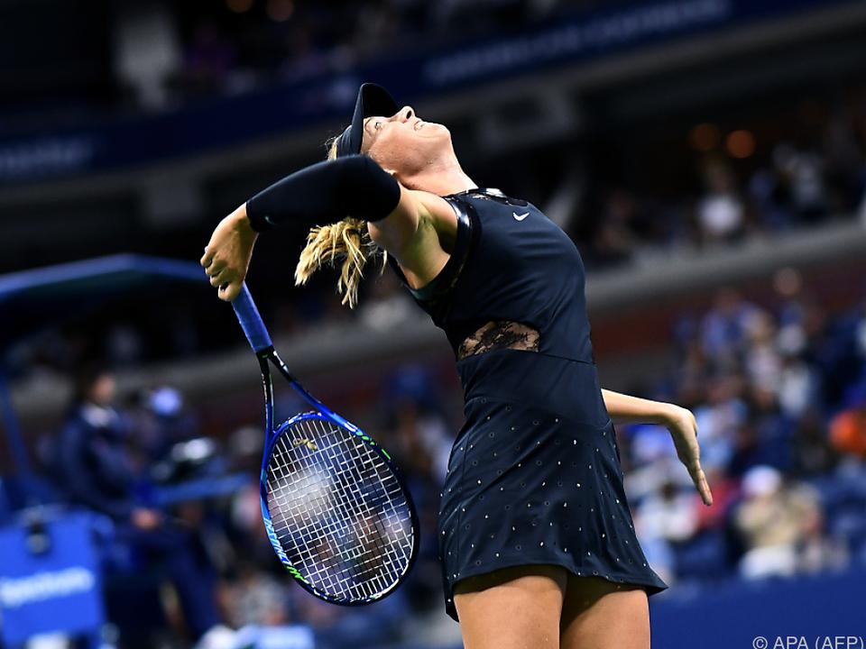 Nun wartet Anastasija Sevastova auf die fünffache Major-Siegerin