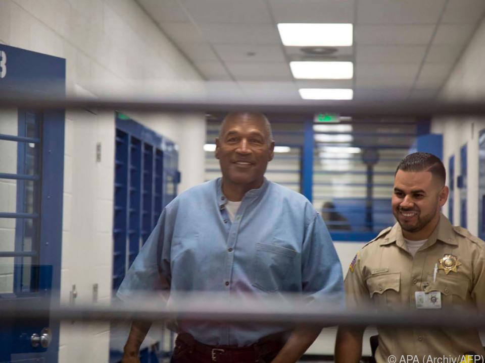 O.J. Simpson seit neun Jahren im Gefängnis