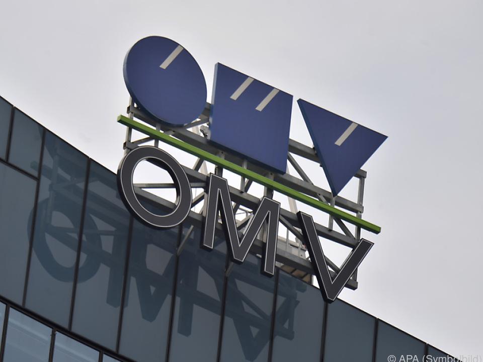 OMV betreibt die Tankstellen