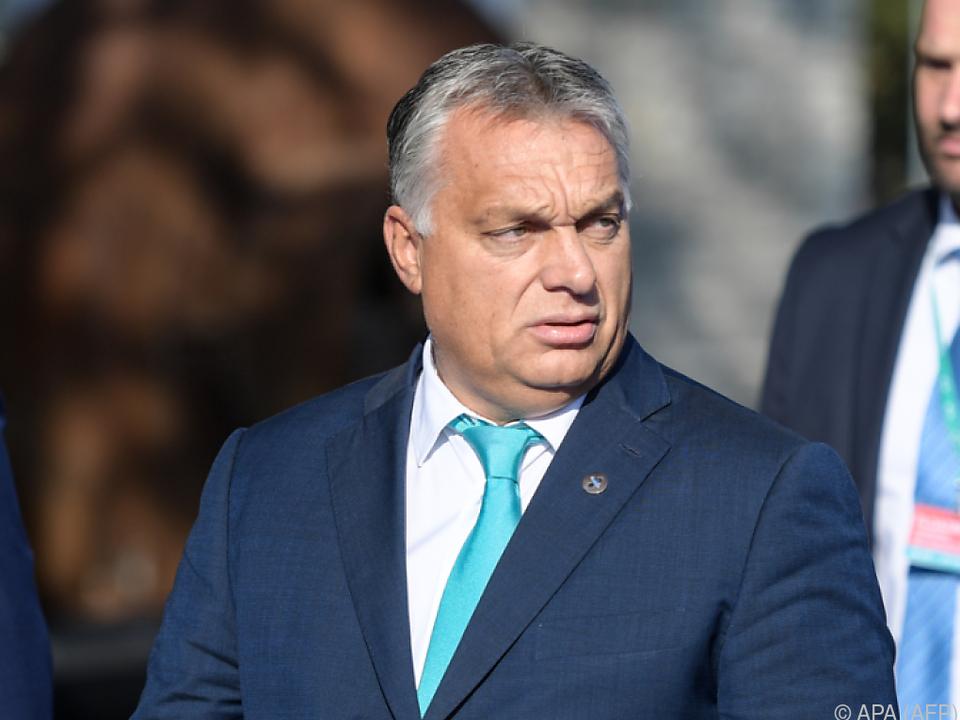 Orban findet \