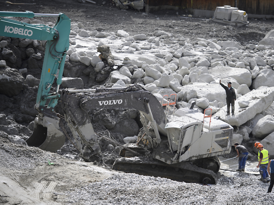 Ortschaft Bondo wurde schwer getroffen