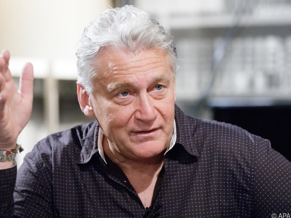 Rainhard Fendrich im Interview