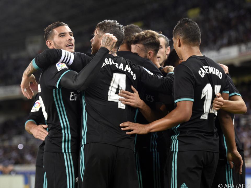 Real Madrid ist erneut auf dem Weg, Geschichte zu schreiben