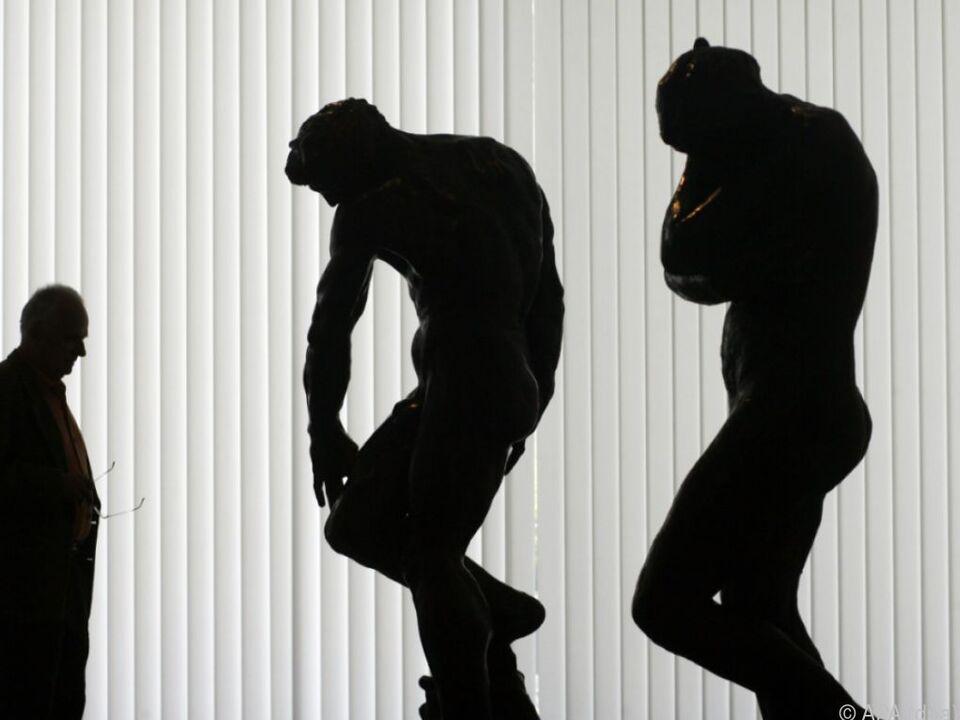 Rodin ist seit 1912 ein eigener Raum im Metropolitan Museum gewidmet