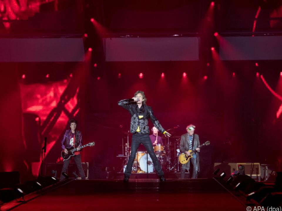 Rolling Stones haben ihr Konzert in München bereits absolviert