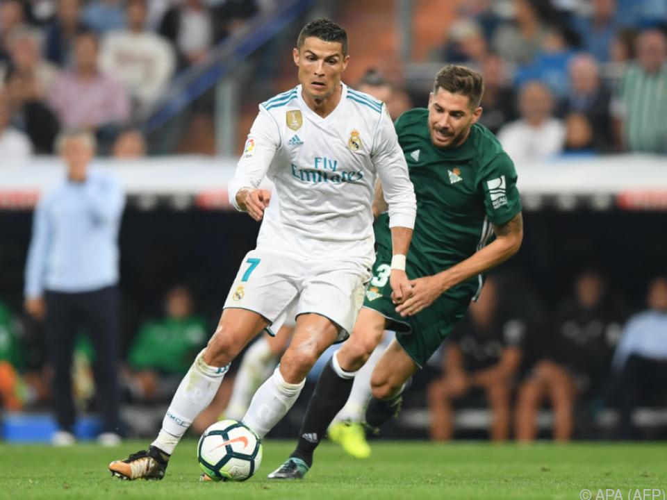 Ronaldo kehrte nach seiner Fünf-Spiele-Sperre wieder zurück