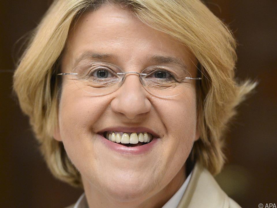 Ruperta Lichtenecker: Österreichische Lösung hat Priorität