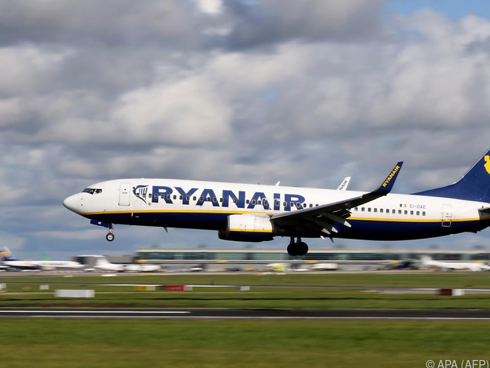 Ryanair kämpft mit Planungsschwierigkeiten