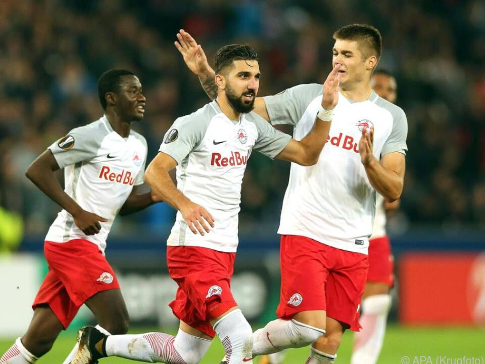 Salzburg kann mit aktuellen Siegen seine Zukunftschance erhöhen