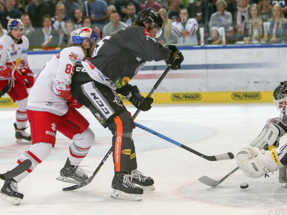 Salzburg musste sich gegen Dornbirn 3:4 geschlagen geben