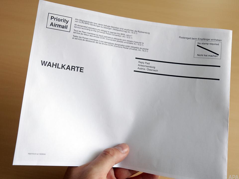 Schadhafte Kuverts sorgten für Wahlwiederholung