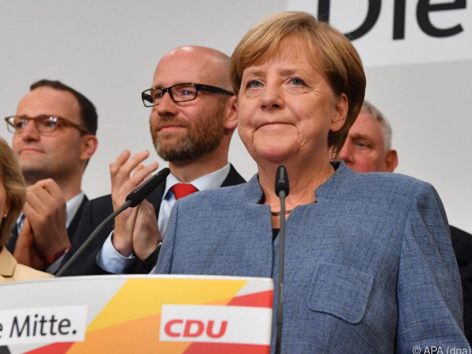 Schlappe für Kanzlerin Merkel