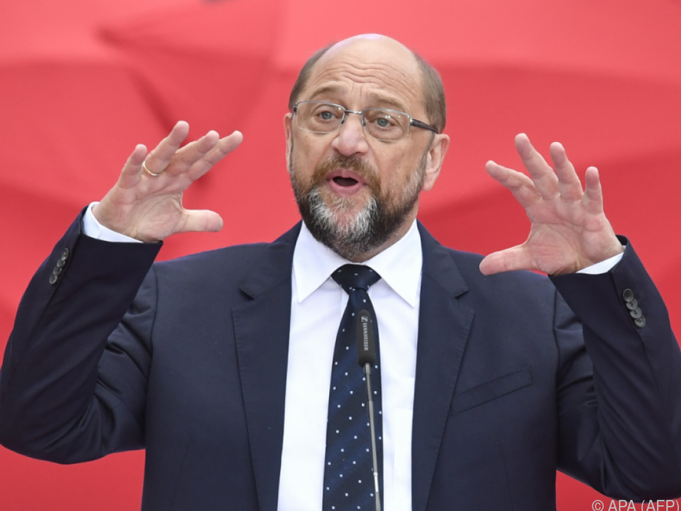 Schulz im Intensivwahlkampf