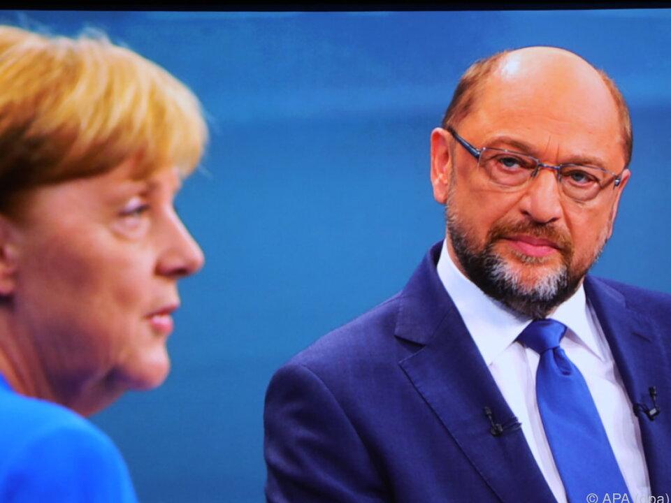 Schulz sieht weiterhin Chancen für einen Stimmungswandel
