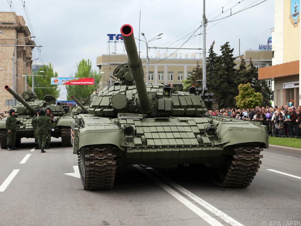 Seit 2014 wird um die Ost-Ukraine gestritten