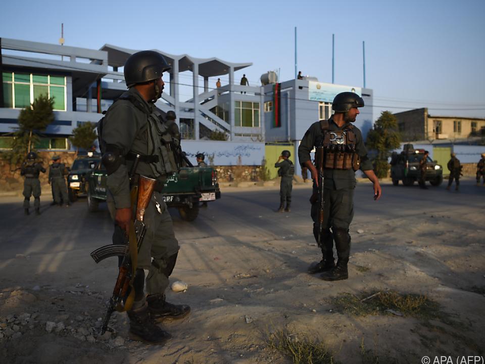 Selbstmordattentäter zündete Sprengsatz bei Cricket-Stadion
