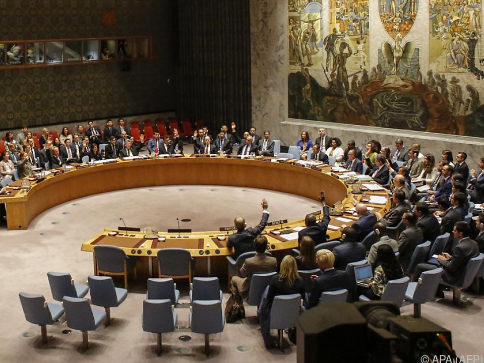 Sicherheitsrat deckelt Öllieferungen nach Nordkorea