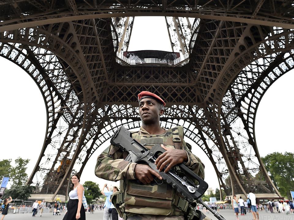 Soldaten wurden in letzter Zeit öfters Ziel von Attacken