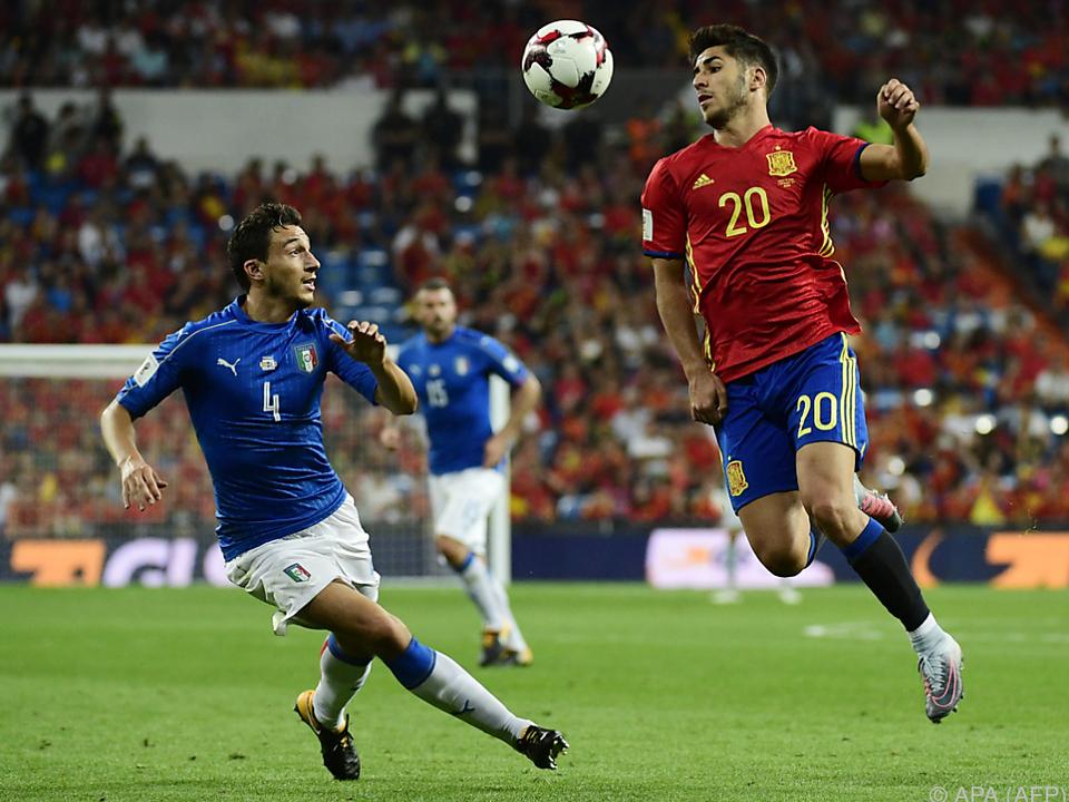 Spanien ließ Italien keine Chance