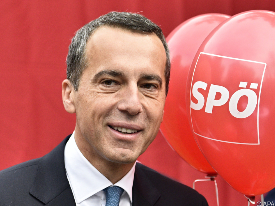 SPÖ-Chef sprach Umweltthemen an