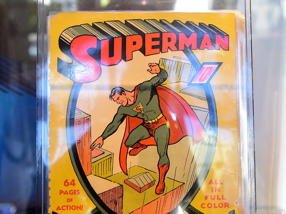 Superman - im Kampf gegen das Böse seit 1938