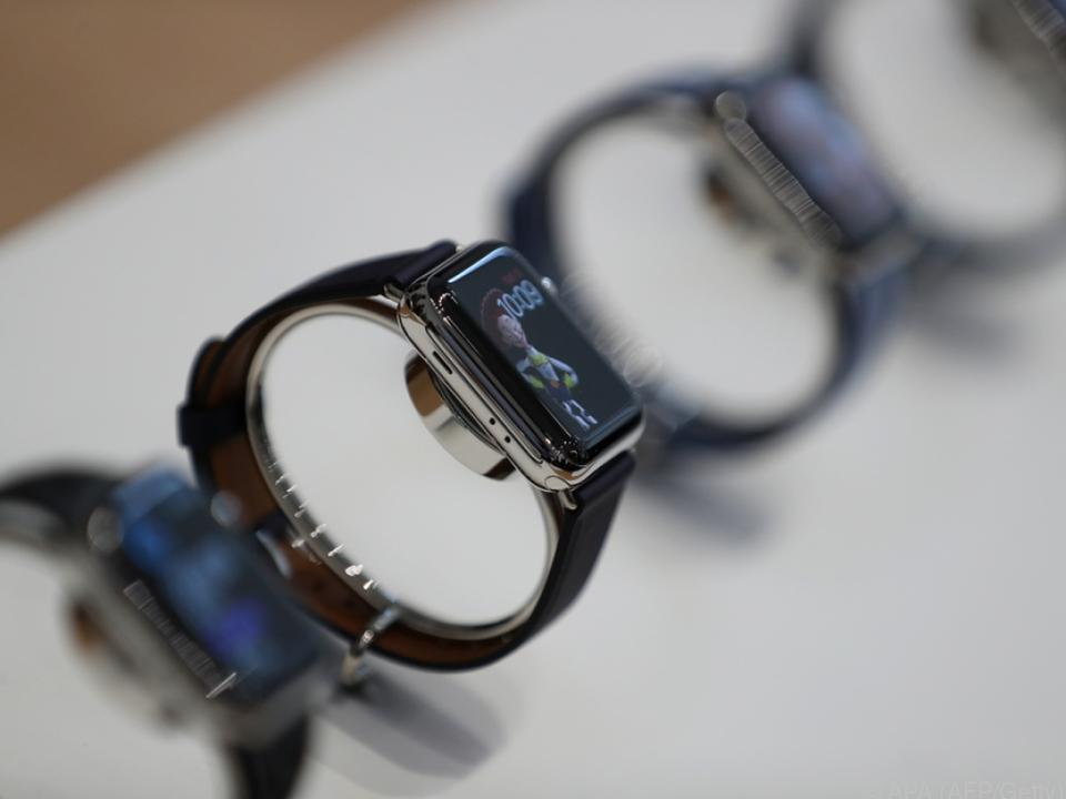 Die Apple Watch kann nun direkt ins LTE-Datennetz gehen