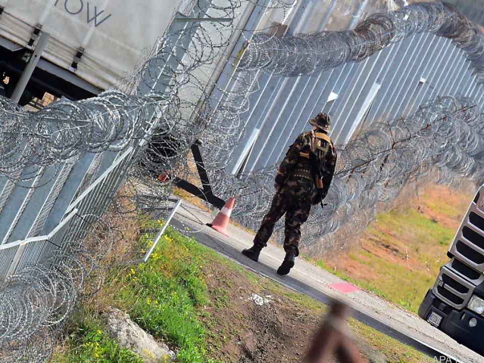 Ungarn forderte wegen Grenzzauns zusätzliches Geld von EU