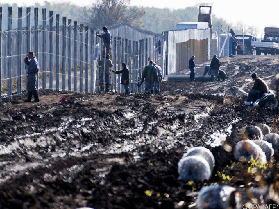 Ungarn und Slowakei würden sich gerne gegen Flüchtlinge abschotten
