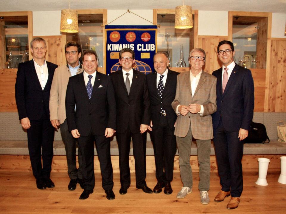 Kiwanis Club Bruneck Virstand