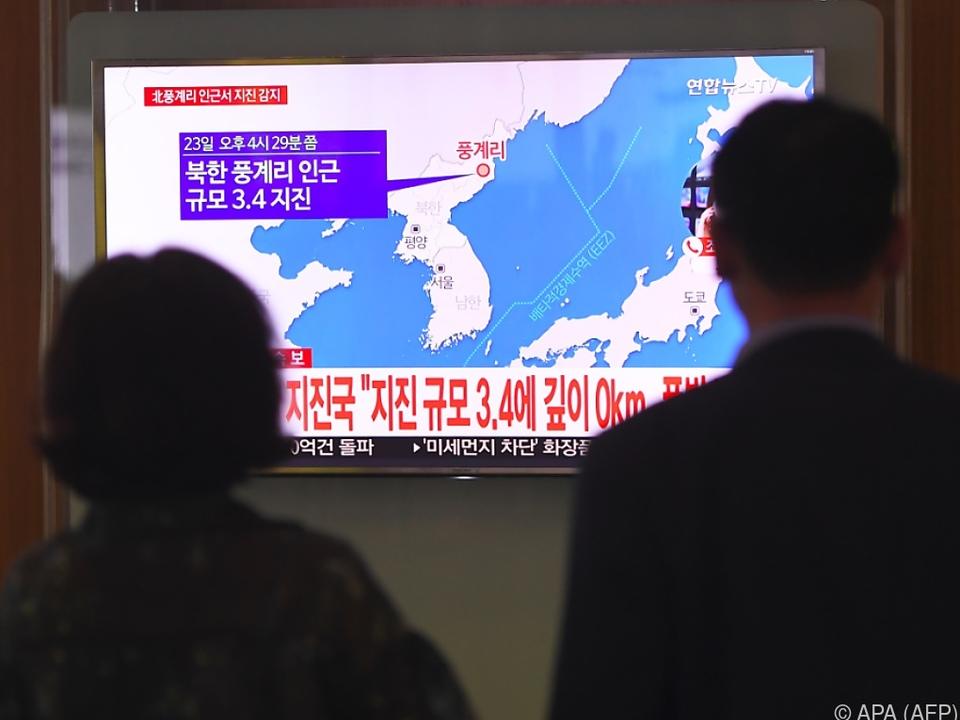 UNO-Experten glauben an natürliche Ursache für das Beben