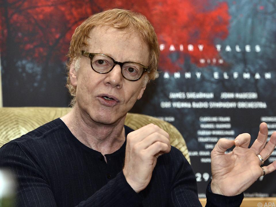US-Komponist Danny Elfman erhält am Freitag den Max-Steiner-Award