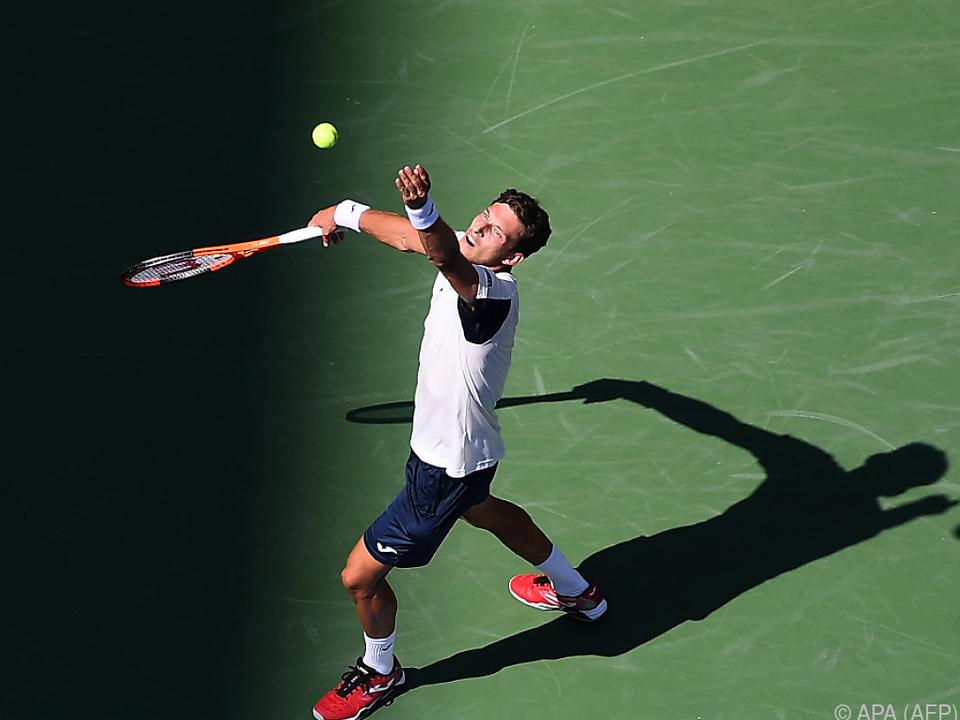 US-Open-Halbfinalist Busta spielt auch beim Erste Bank Open in Wien
