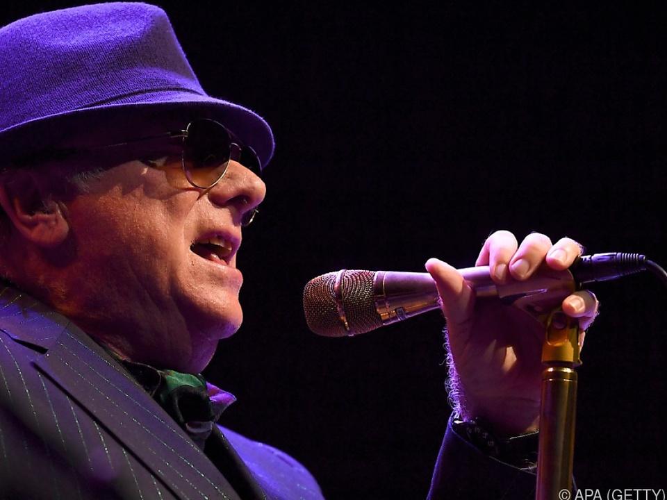 Van Morrison ist auch mit über 70 noch brillant