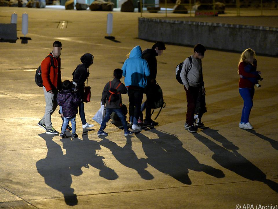 Verheerend ist die Bilanz für Österreich flüchtling