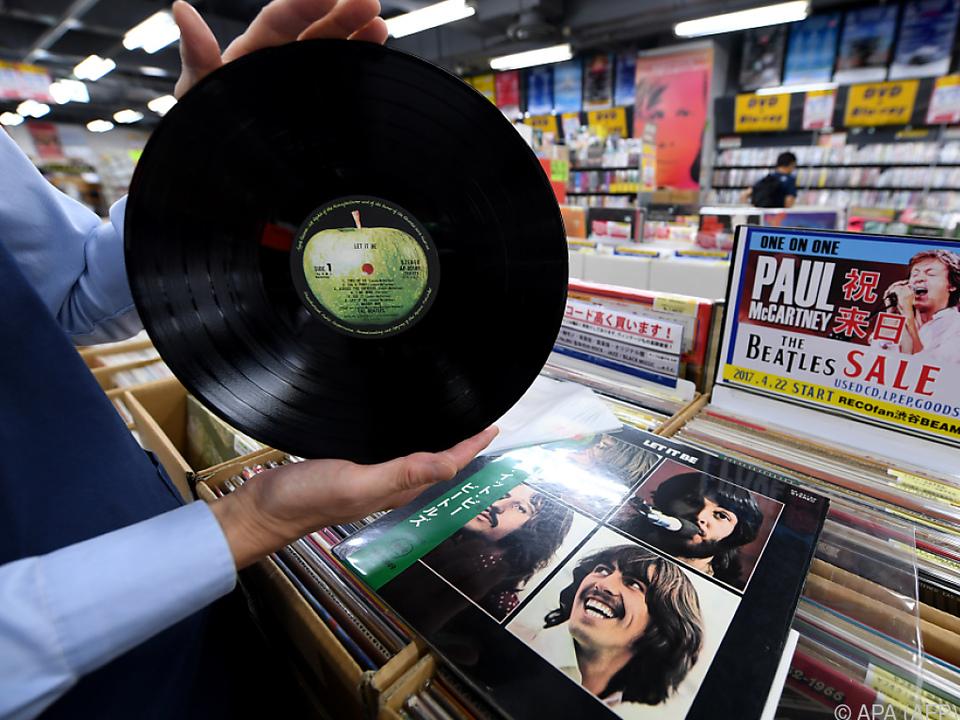 Vinyl - auch das \