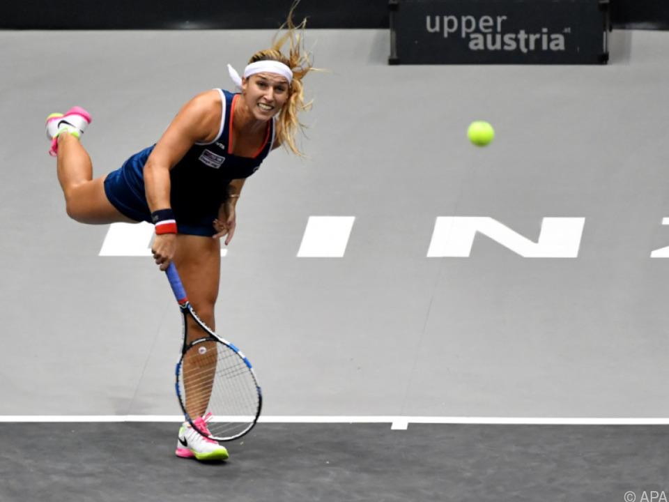 Vorjahres-Siegerin Dominika Cibulkova ist wieder mit dabei