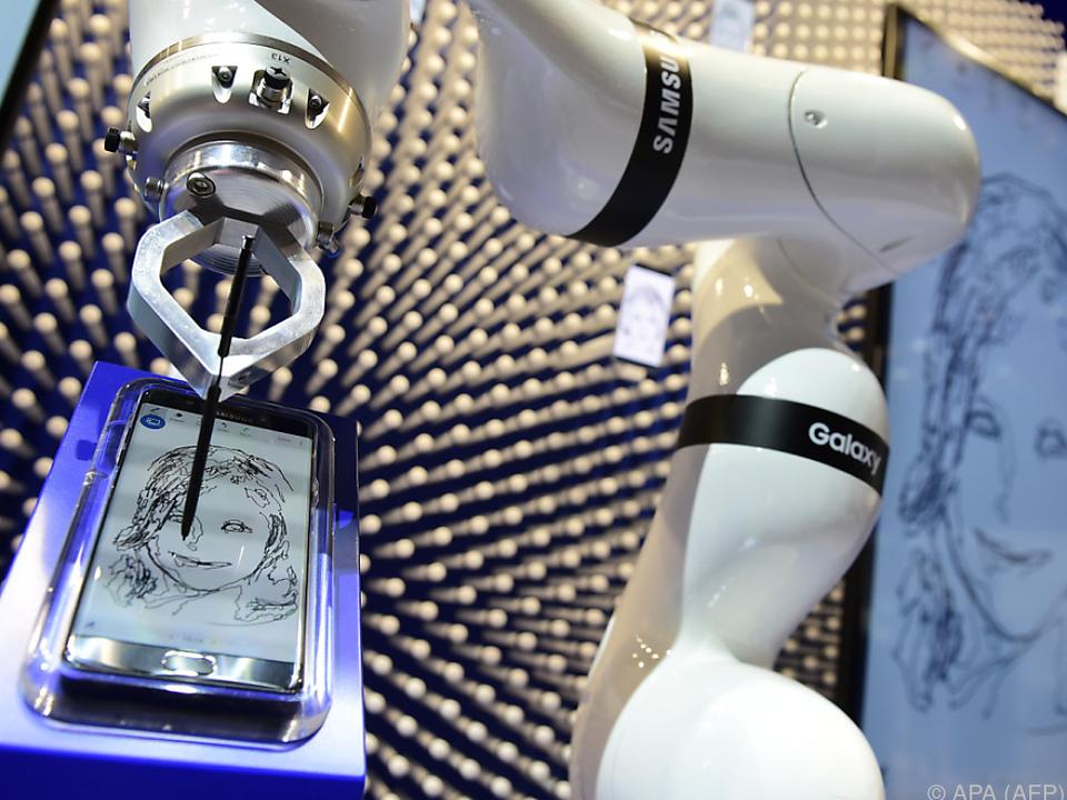 Was diese Roboter alles können!