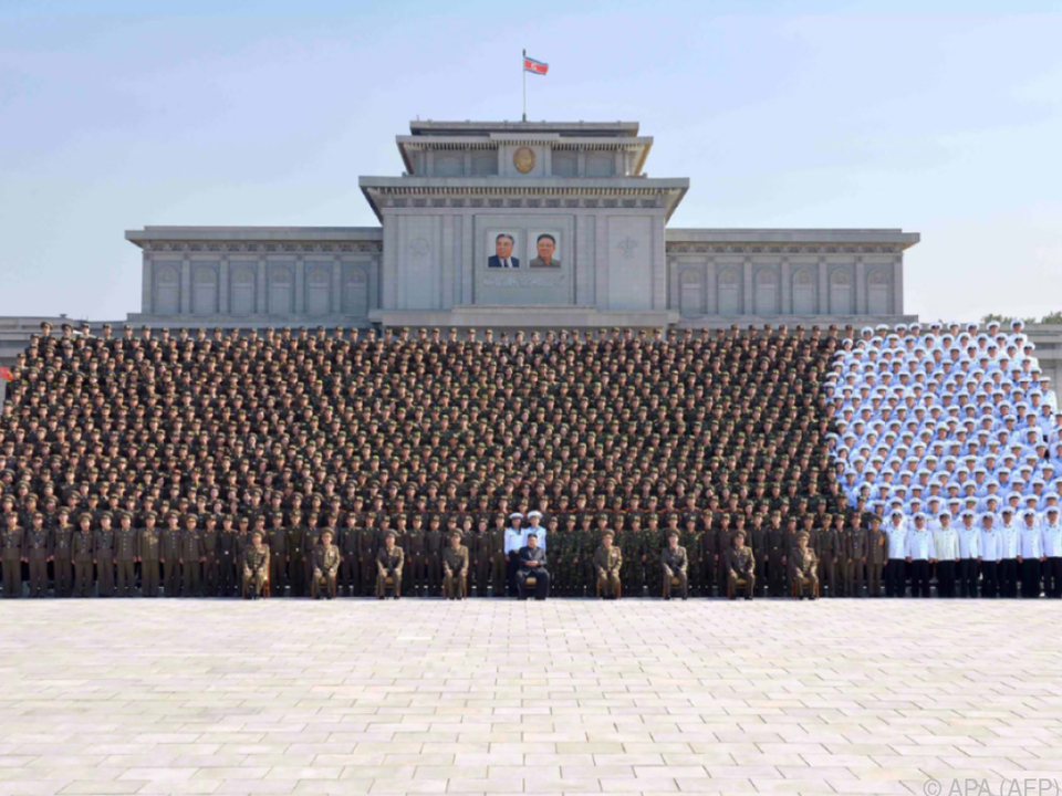USA schwächen Sanktionspaket zu Nordkorea ab