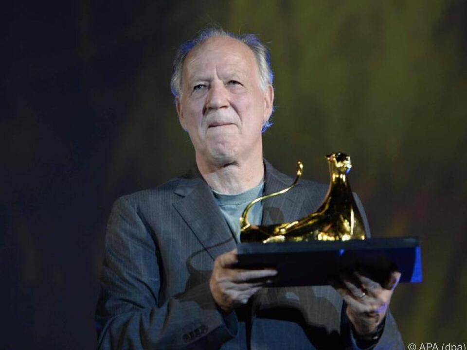 Weltenbummler Werner Herzog zieht es ins All