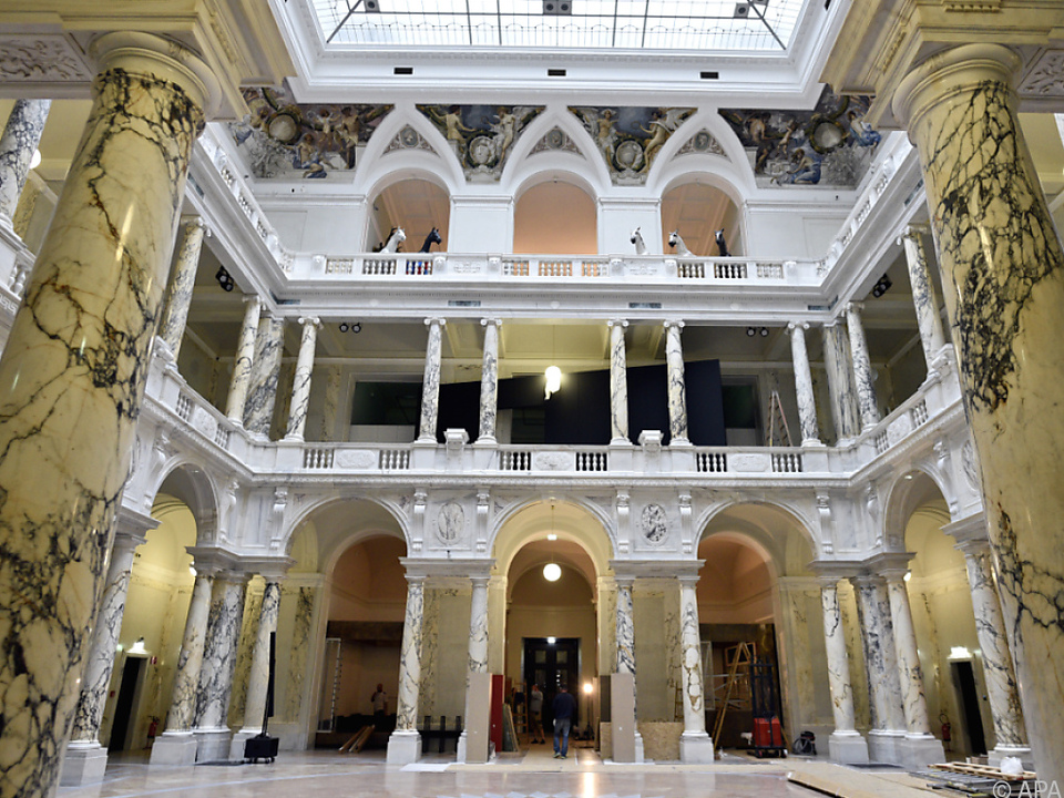 Weltmuseum Wien wird neues Glanzstück