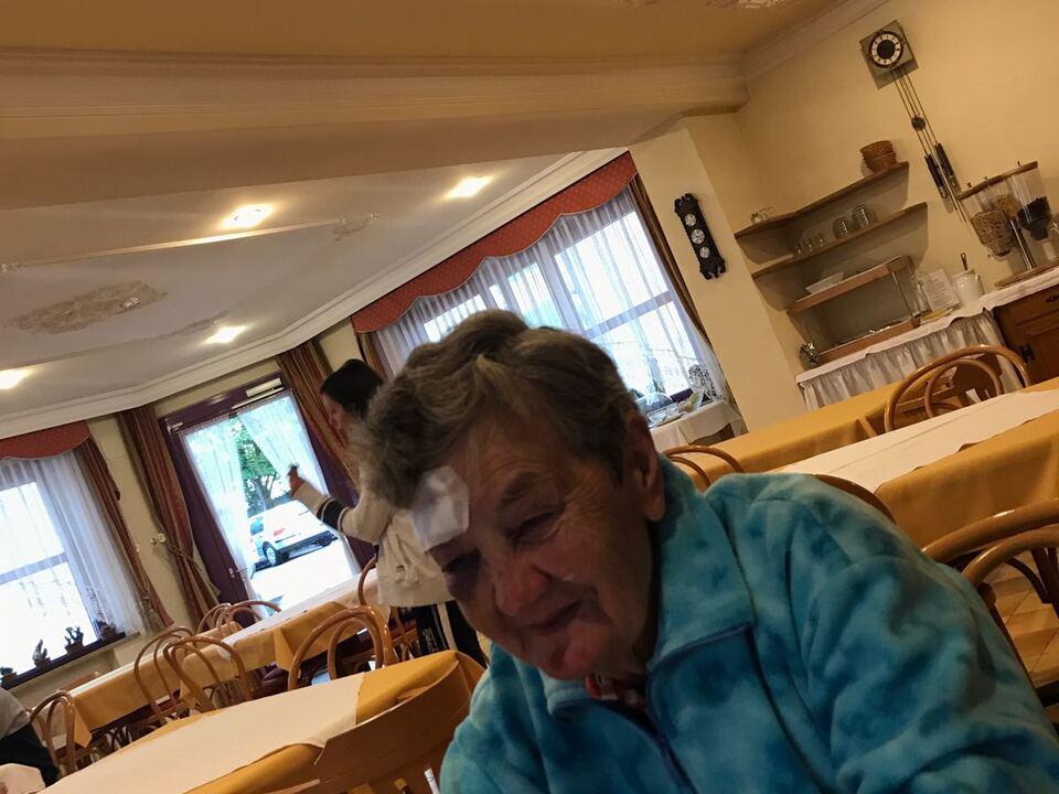 Vermisste Frau Vinschgau