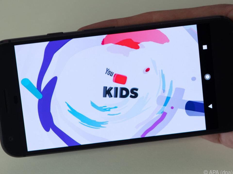 YouTube Kids richtet sich an Kinder im Vor- und Grundschulalter