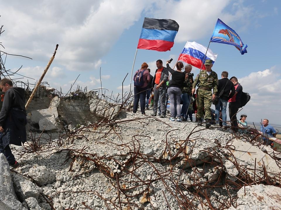 Zwei Wochen starb kein ukrainischer Soldat