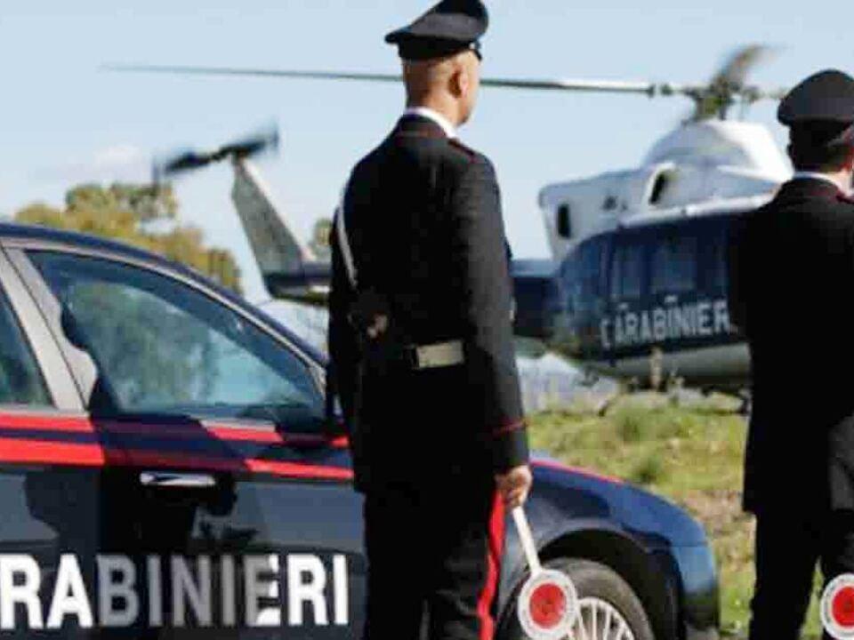 carabinieri verfolgungsjagd