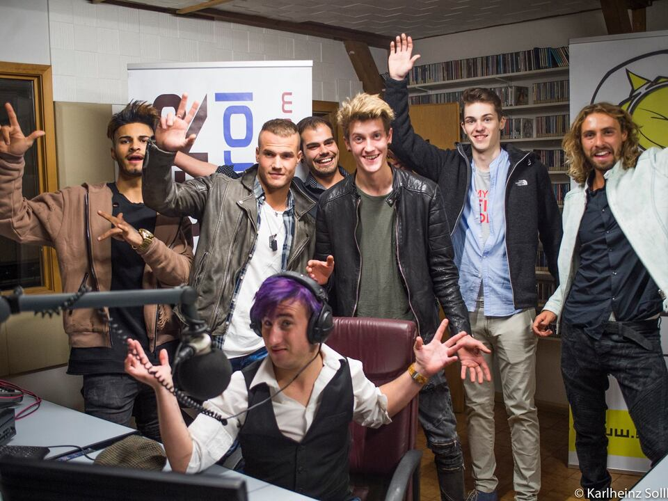 Mister 2017 Radio