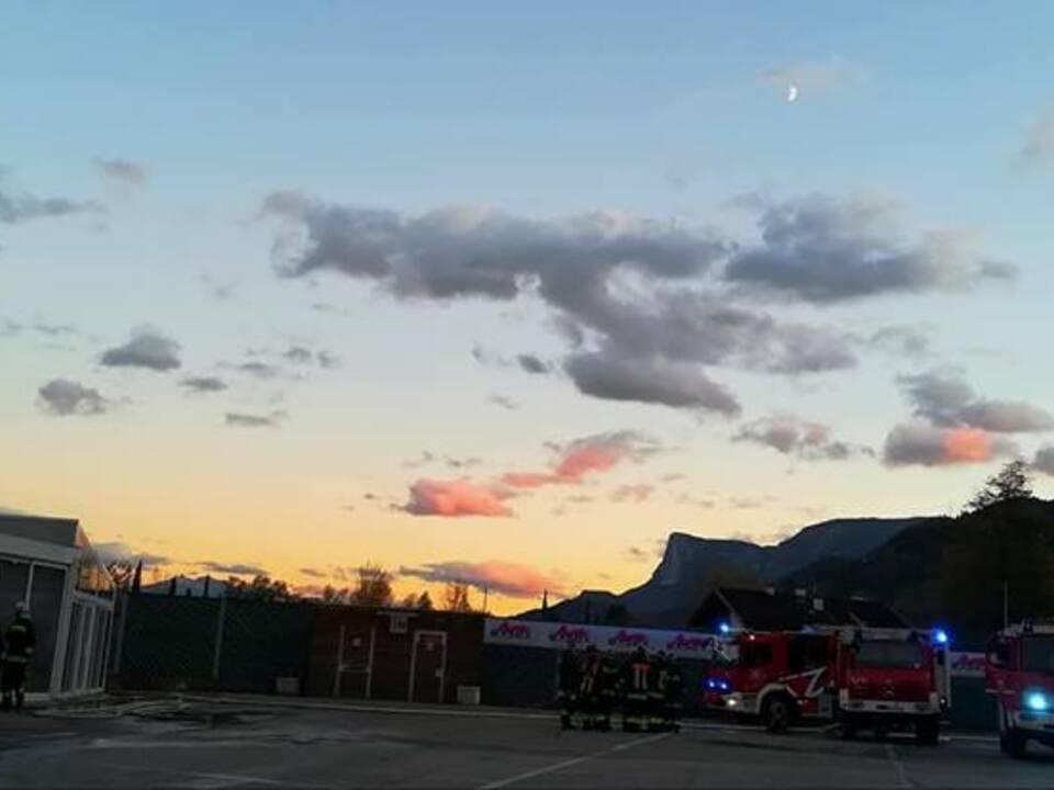 Facebook/Freiwillige Feuerwehr Burgstall