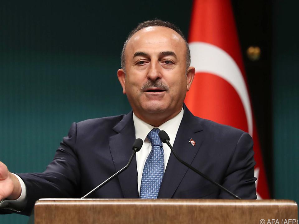 Außenminister Cavusoglu: Kein Grund für Konflikt mit Deutschland