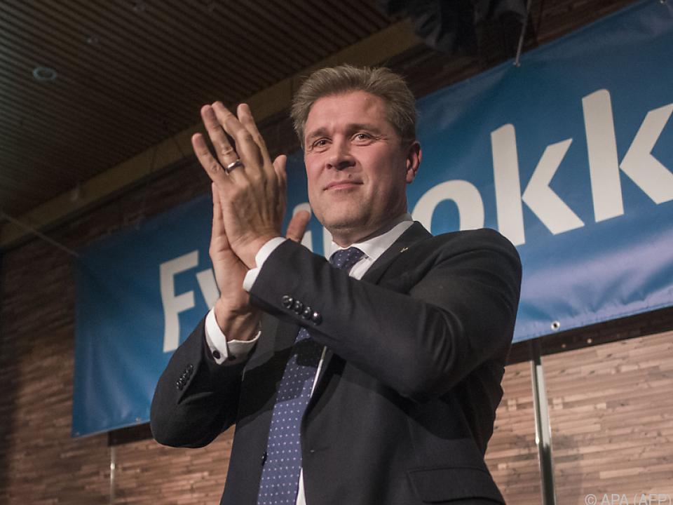 Bjarni Benediktsson unterlag Links-Bündnis